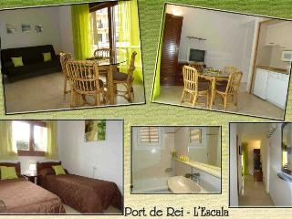 1 bedroom Condo with Internet Access in L'Escala - L'Escala vacation rentals