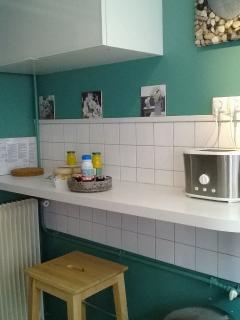 Sunny 1 bedroom Condo in Caen - Caen vacation rentals