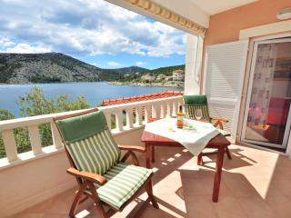 Beach Front Apartment with Balcony - Trogir vacation rentals