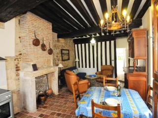 Historic Town Centre One Bedroom Apartement - La Charite-sur-Loire vacation rentals