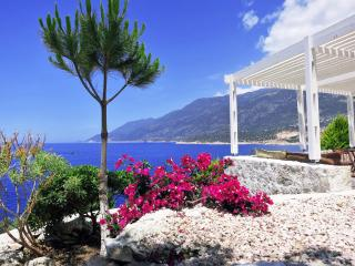 Breathtaking Sea View Villa, private terrace beach - Kas vacation rentals