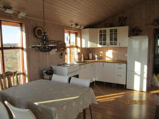 Bright 3 bedroom House in Fludir with Television - Fludir vacation rentals