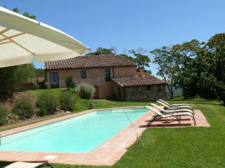Nice Villa with Internet Access and Central Heating - Gambassi Terme vacation rentals