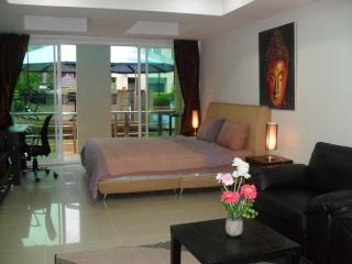 Stunning Poolside Studio Condo - Patong vacation rentals