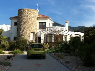 Spacious Villa With Secluded Private Pool & Ga - Bahceli vacation rentals