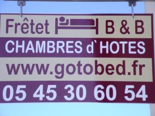 Fretet , Le Bouchage , Chambre de Hotes - Champagne Mouton vacation rentals
