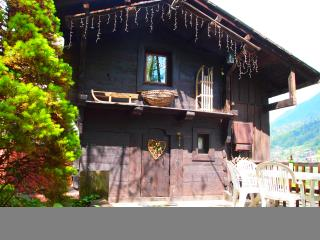 Perfect 3 bedroom Chalet in Saint Gervais les Bains with Satellite Or Cable TV - Saint Gervais les Bains vacation rentals