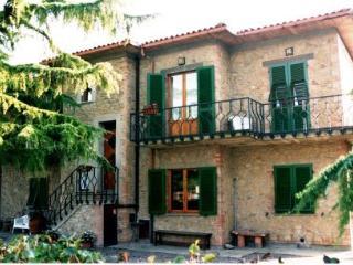 Appartamento in villa toscana a Volterra - Volterra vacation rentals