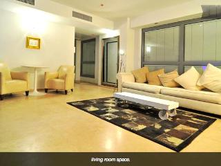Luxury Duplex in highrise exclusive community in center TLV. - Tel Aviv vacation rentals