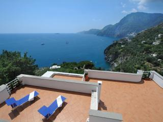 Villa Valeria,sea view,terraces and garden - Positano vacation rentals