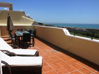 Front Line Golf Penthouse - Stunning Sea Views - Manilva vacation rentals