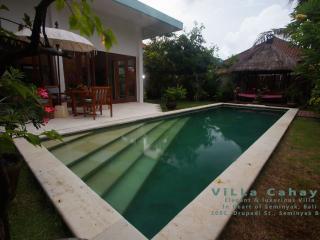 2 Bedroom Pool Villa Seminyak Bali - Villa Cahaya - Seminyak vacation rentals