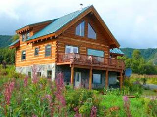 Custom Built Alaskan Log Home - Homer vacation rentals