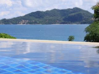 Atika Villas villa 5 ocean front serviced pool vil - Bang Tao Beach vacation rentals