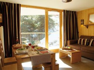 Les 3 Glaciers sleeps 6, Montchavin - Les Coches vacation rentals
