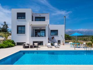 Villa With Pool at Vamos Chania Crete - Tsivaras vacation rentals