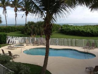 Beautiful Beach Front Condo  2 bedroom/2 bath - Fort Pierce vacation rentals
