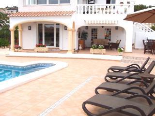 Villa Blanca - Moraira vacation rentals