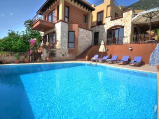 Luxury Villa in Kiziltas, Near the Center Villa132 - Kalkan vacation rentals