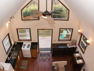 Your Own Private Cabin in West Asheville Village! - Asheville vacation rentals