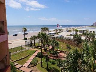 Ocean View from newly remodeled condo! - Galveston vacation rentals