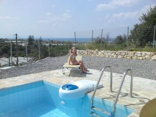 VILLA SEAVIEW.         Rethymnon  . Sfakaki - Sfakaki vacation rentals