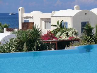 APOLLO BEACH VILLA....FRONT ROW with OWN POOL - Chlorakas vacation rentals