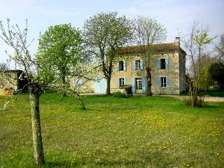 Piece of paradise with pool amidst vineyards - Soussac vacation rentals
