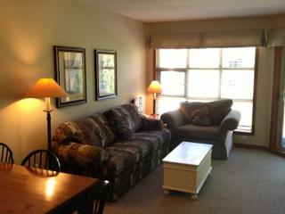 The Aspens 402 - True ski in ski out location directly on Blackcomb Mountain - Whistler vacation rentals