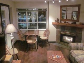 Marketplace Lodge 333 - Central village location, walking distance to Gondola - Whistler vacation rentals
