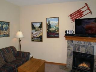 Stoney Creek Northstar 105 - Conveniently located 2 bedroom, 2 bathroom condo - Whistler vacation rentals