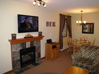 Stoney Creek Northstar 127 - 1 bedroom ground floor condo - Whistler vacation rentals