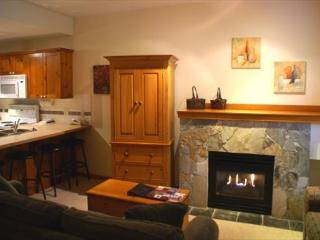 Symphony 47 - studio suite, hot tub access & free wifi on free shuttle route - Whistler vacation rentals