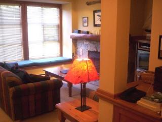 The Woods 33 - 2 bedroom condo with hot tub access - Whistler vacation rentals