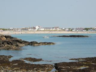 The Cadwalader Suite, Stunning Sea View Apartment with Use of Heated Indoor Pool - Trearddur Bay vacation rentals