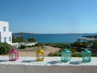 Gorgeous villa with its own beach - Aliki vacation rentals