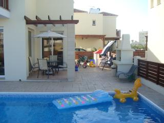 Mickey2, Great for Families, Free car, priv. pool - Protaras vacation rentals