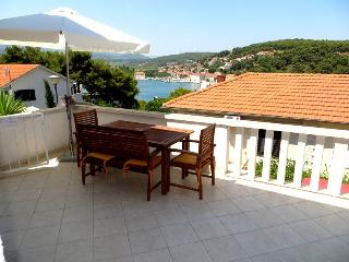 Nice One Bed. ap.- Sea View & Beach! - Jelsa vacation rentals