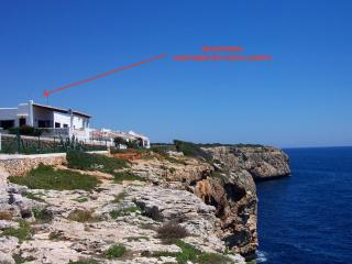 APARTMENT WITH PANORAMIC SEA VIEW COSTA LEVANTE 1 - Cala Serena vacation rentals
