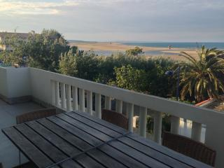 Superbe vue bord de mer La Franqui. Terrasse . - Leucate vacation rentals