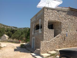 Holiday house on the island with a view to Kornati - Pasman Island vacation rentals