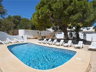 7 bedroom Villa in Benissa, Costa Blanca, Spain : ref 2233747 - La Llobella vacation rentals
