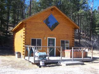 Roosevelt Cabin with Hot Tub - Hill City vacation rentals