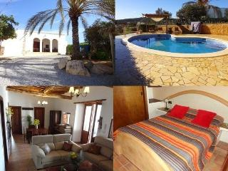 Country house in Ibiza 14-16 pax, private pool - Sant Antoni de Portmany vacation rentals