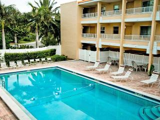 Gulf Sands: 2BR Flip-Flop Ready Beachfront Condo - Holmes Beach vacation rentals