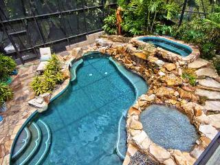 Seahorse Cove: 5BR Amazing Pool Home with Dock - Anna Maria vacation rentals