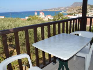 sea-view apartment for 2, No 25 - Kalyves vacation rentals