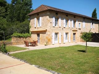 The Old Convent Luxury stone house private pool - Frayssinet-le-Gelat vacation rentals
