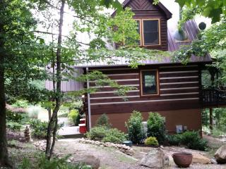 Perfect Cabin with Deck and Internet Access - Hot Springs vacation rentals