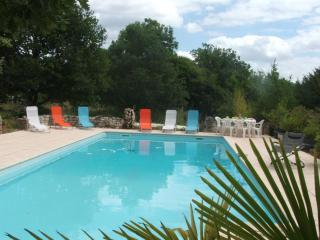 Nice Gite with Internet Access and A/C - Fontanes vacation rentals